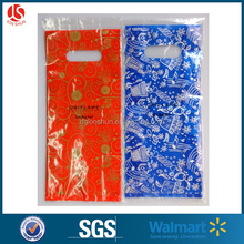 Oriflame gift treat bag red and blue cosmetics bags