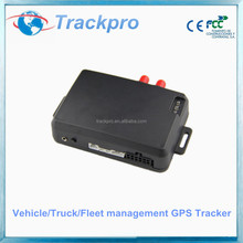 Reliable gps tracking solution with remote control fuel monitoring system