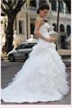 junoesque con cuentas de encaje sin tirantes vestido de novia vestidos de novia