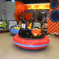 UFO inflatable electric bumper car kids car toy