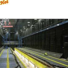 industrial sandblasting equipment/booth/chamber/room