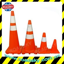 Safety Tape Cone, Signaling Cone, Collapsible Traffic Cones
