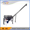 Volumetric spiral cement powder screw conveyor on sale