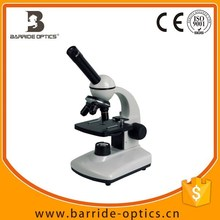 (BM-21) Monocular 40X-400X Student Laboratory Biological Microscope with 15W Incandescent Lamp