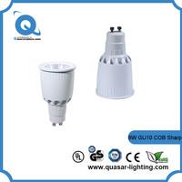 85~265V AC 8W Gu10 Spotlight remote control spot light
