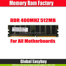 Alibaba export ETT chips ram 512mb ddr memory card price