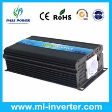 off grid 800w 12v 240v inverter dc ac power inverter pure sine wave one year warranty