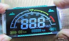 Graphic LCD Display Round Sharpe Graphic