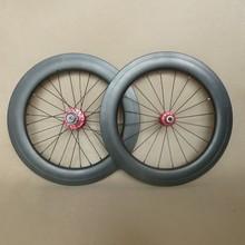 17inch carbon wheels bmx 369 wheels Front:20H Rear 28H