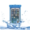Factory Price with Lanyard and Armband PVC waterproof case for huawei ascend p7