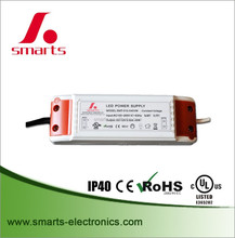 CE/UL/ROHS approved 12v led driver power 40w constant voltage power supply
