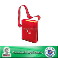 Lead Free Non Woven Custom Book Bags With Logo
