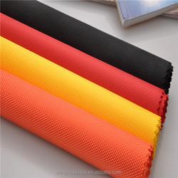 woven fabric 1680D double yard polyurethane waterproof cloth fabric