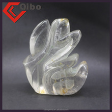 Chinese traditional Crystal Crafts engraved