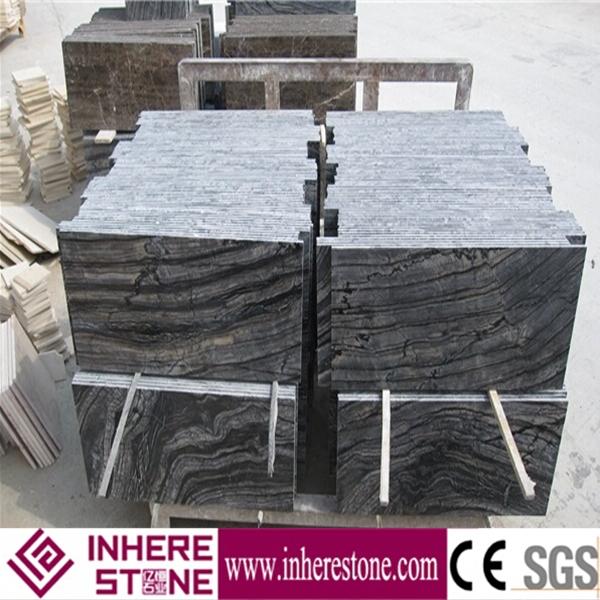 Black forest polished marble flooring tile (4).jpg