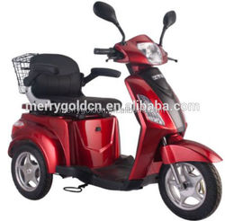 hot sell 3 wheel EEC electric disabled motorized tricycle