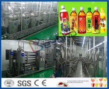 hot sale carbonated beverage production line