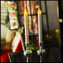 Factory direct Luminara dancing flame christmas decorative LED taper candle