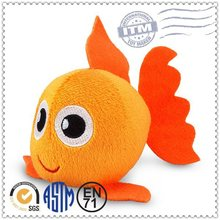 Plush Toys with Newest Design baby stuffed plush fish toy