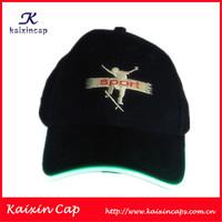 Baseball Cap With Built-In Led Light/Led Cap/Ledbaseball Cap Sunglasses Baseball Caps