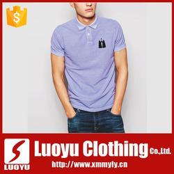 2015 Factory direct wholesale polo shirt pique fabric