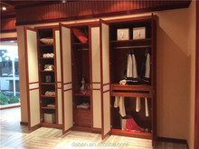 custom bedroom wall wardrobe design picture