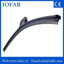 Flexible car accessory care wiper blades