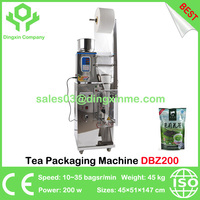 Plastic Bag Tea Tea Packer