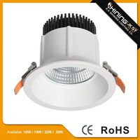Manufacturer professional CE ROHS new led downlight