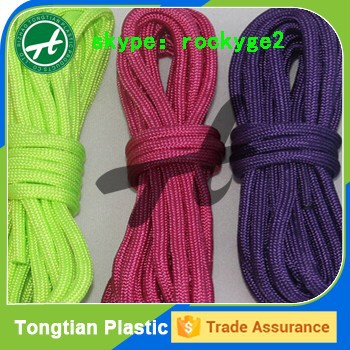 2015 new colorful nylon braided paracord buy braided
