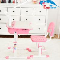Ergonomic hot sale kids adjustable study table for children