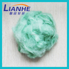 colored recycled synthetic chemical fiber