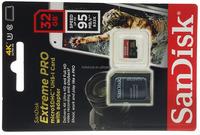 Sandisk Extreme Pro microSDHC microSDXC Class 10 95MB/s with adaptor UHS-I U3 4K memory card SDSDQXP
