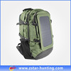 2015 fashion solar sports backbag with 6.5w solar panel