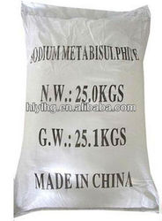 sodium metabisulfite food grade suppliers