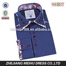 Wholesale Custom Design Dress Shirt, High Quality Man Shirt, Long Sleeve Shirt
