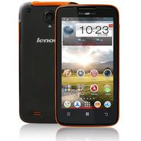 Original Lenovo S750 MTK6589 Quad Core Mobile Phone Android 4.2 1GB RAM 4GB ROM 4.5 inch 8.0MP GPS 3G WCDMA Multi Language IP67