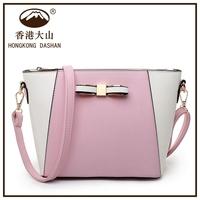 2015 top grain leather bags woman handbag fashion genuine leather handbag