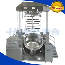 Stainless steel emulsifier mixer / homogenizer