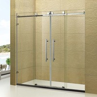 europe style custom computer controlled steam shower room