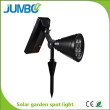 Bottom price classical led solar spot light garden