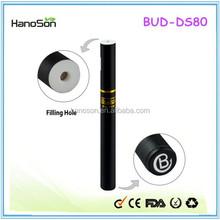2015 Wholesale cbd oil 0.3ml 0.4ml 0.6ml 1.0ml 510 vaporizer disposable 0.2ml tank bud ds80 pen