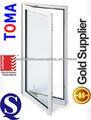 Fabricante profesional para ventana de aluminio