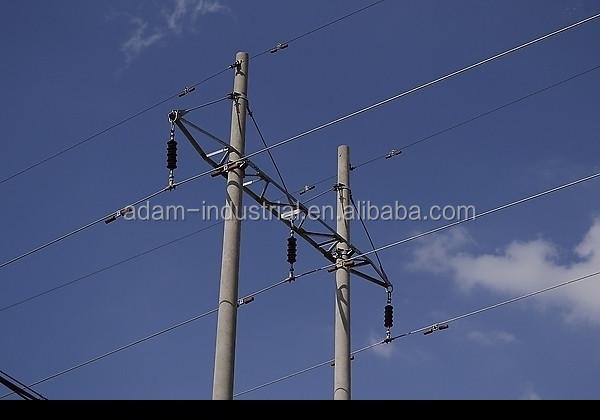 Conduit In Concrete Pole : Manufacturer spun concrete pole pipe