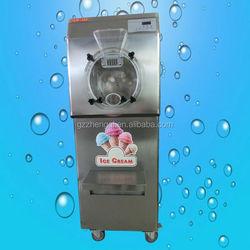 CE approved ice cream batch freezer ICM-38S