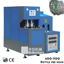 MIC-8Y1 well developed machine semi automatic pet blow moulding machine price for 0.1-2L bottle with CE