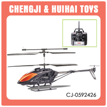 3.5ch alloy toy long range rc helicopter with gyro