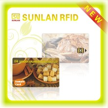 Fashion PVC Contact Smart Card (Customized)