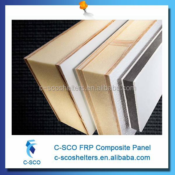 Insulated Frp Pu Sandwich Panel Composite Wall Panel Buy Composite Wall Panel Insulated