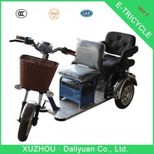 electric passenger electric passenger tricycle three wheel scooter motorcycle